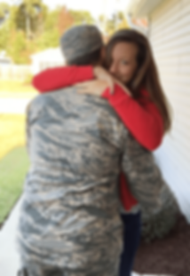 Military Spouse, US Air Force Family