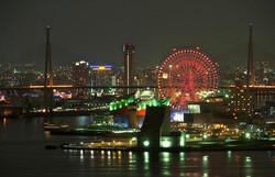 Tempozan Ferris Wheel Osaka