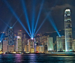 Hongkong Night Tour via SIC