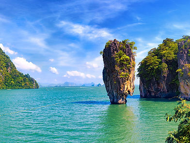 Phuket James Bond Island Tour via Speedboat