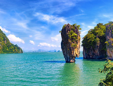 Phuket James Bond Island Tour via Speedboat