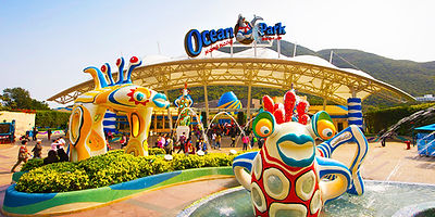 Hongkong with Free Ocean Park Day Tour Package