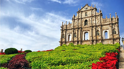 Macau tour package 2017