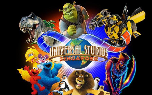 Univesal Studio Singapore