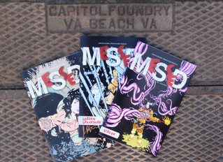 MeSseD prints are now available in Ohio, Northern Kentucky, and Eastern Virginia!