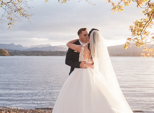 A Winter Wedding At The Low Wood Bay Resort & Spa