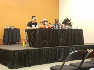 MeSseD at the Cincinnati Comic Expo!