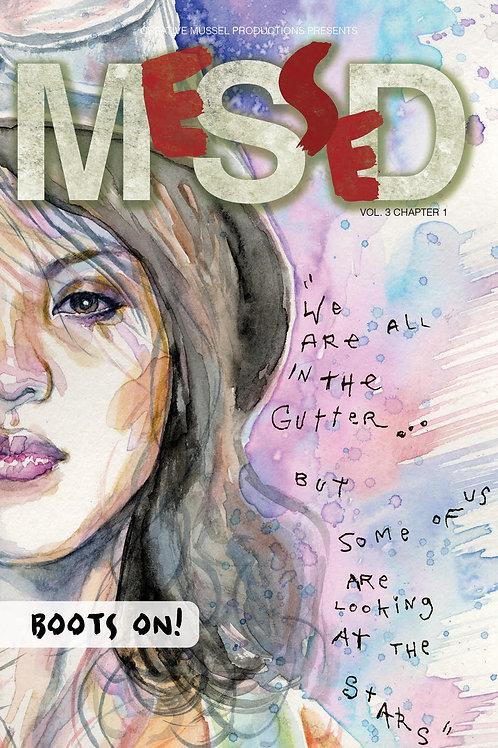 MeSseD Comics Vol 3: Boots On - David Mack Edition