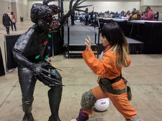 Indiana Comic Con gets MeSseD