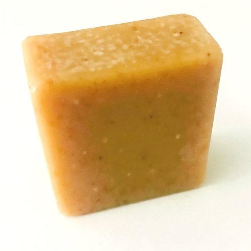 Ginger Orange Herbal Soap