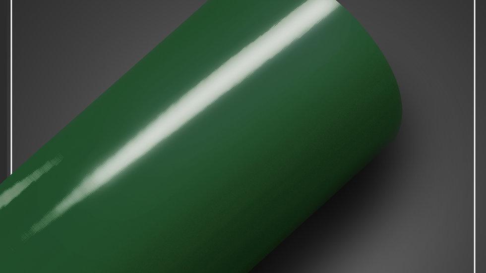Adesivo brilhoso Verde Escuro