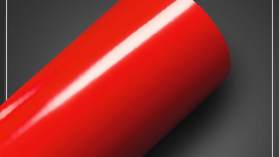 Adesivo brilhoso Vermelho Vivo
