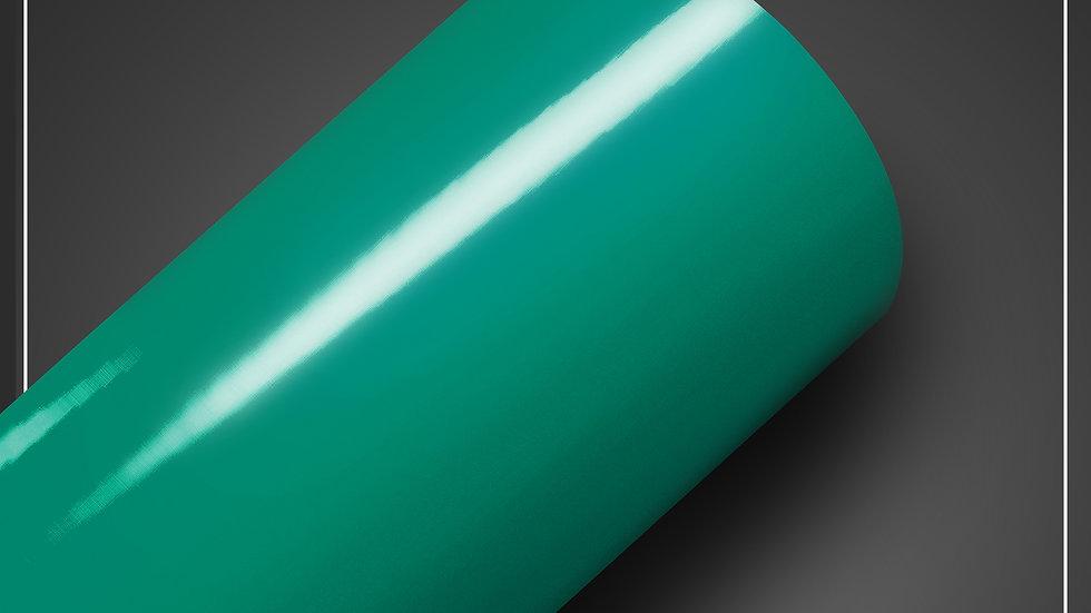 Adesivo brilhoso Verde Turquesa