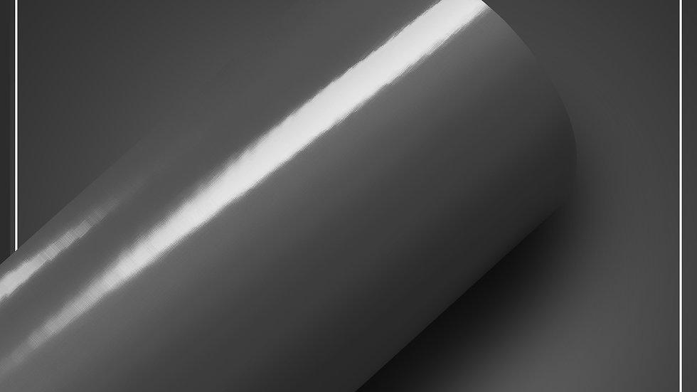 Adesivo brilhoso Cinza Escuro