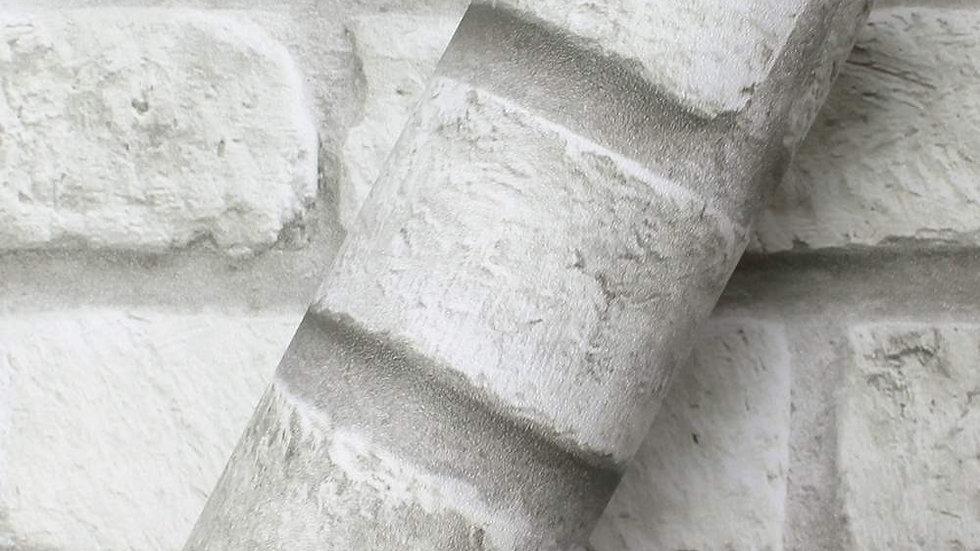 Adesivo decorativo Tijolo Branco