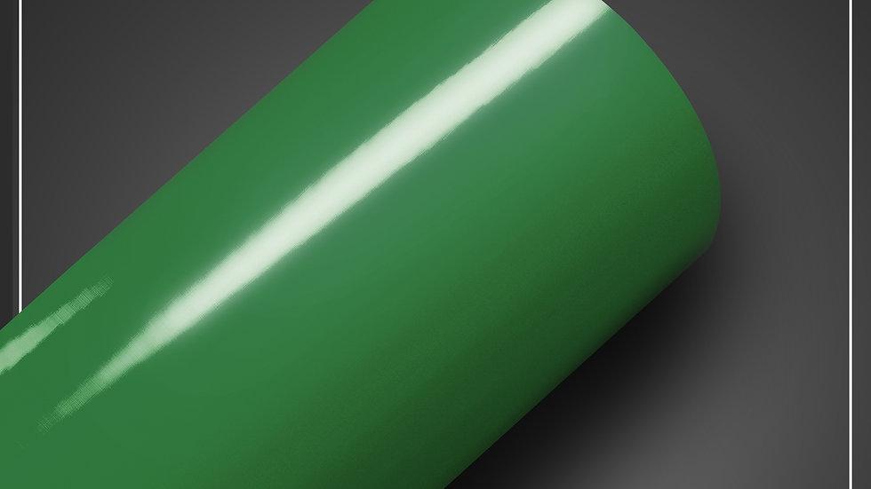 Adesivo brilhoso Verde Amazonas