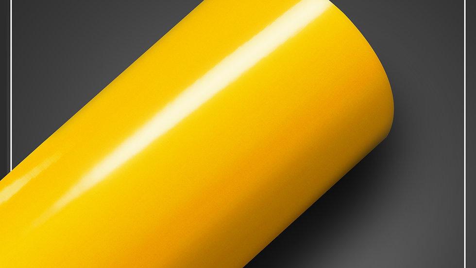Adesivo brilhoso Amarelo Médio