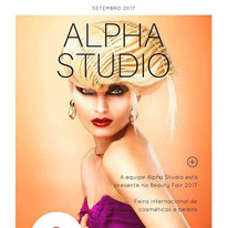Salão Alpha Studio
