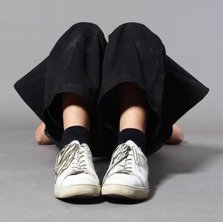 Thigh Peek Pants