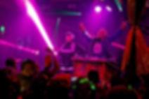 Slamboree Soundsystem live on stage