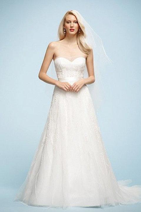 BELLA BY WATTERS WEDDING DRESS/ SIZE 6