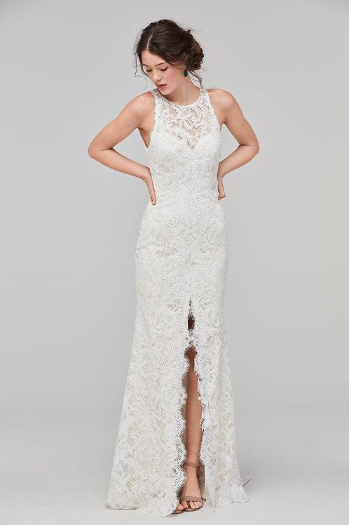 ADIA BY WILLOWBY WEDDING DRESS/ SIZE 00