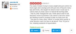 Yelp Reviews- Jennifer M