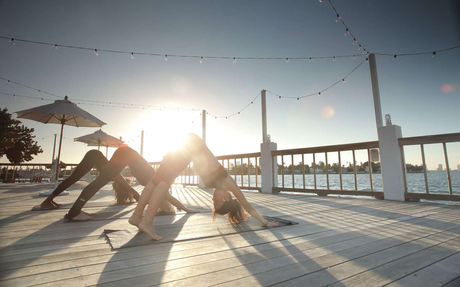 Dock for Yoga