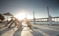 Dock for Yoga