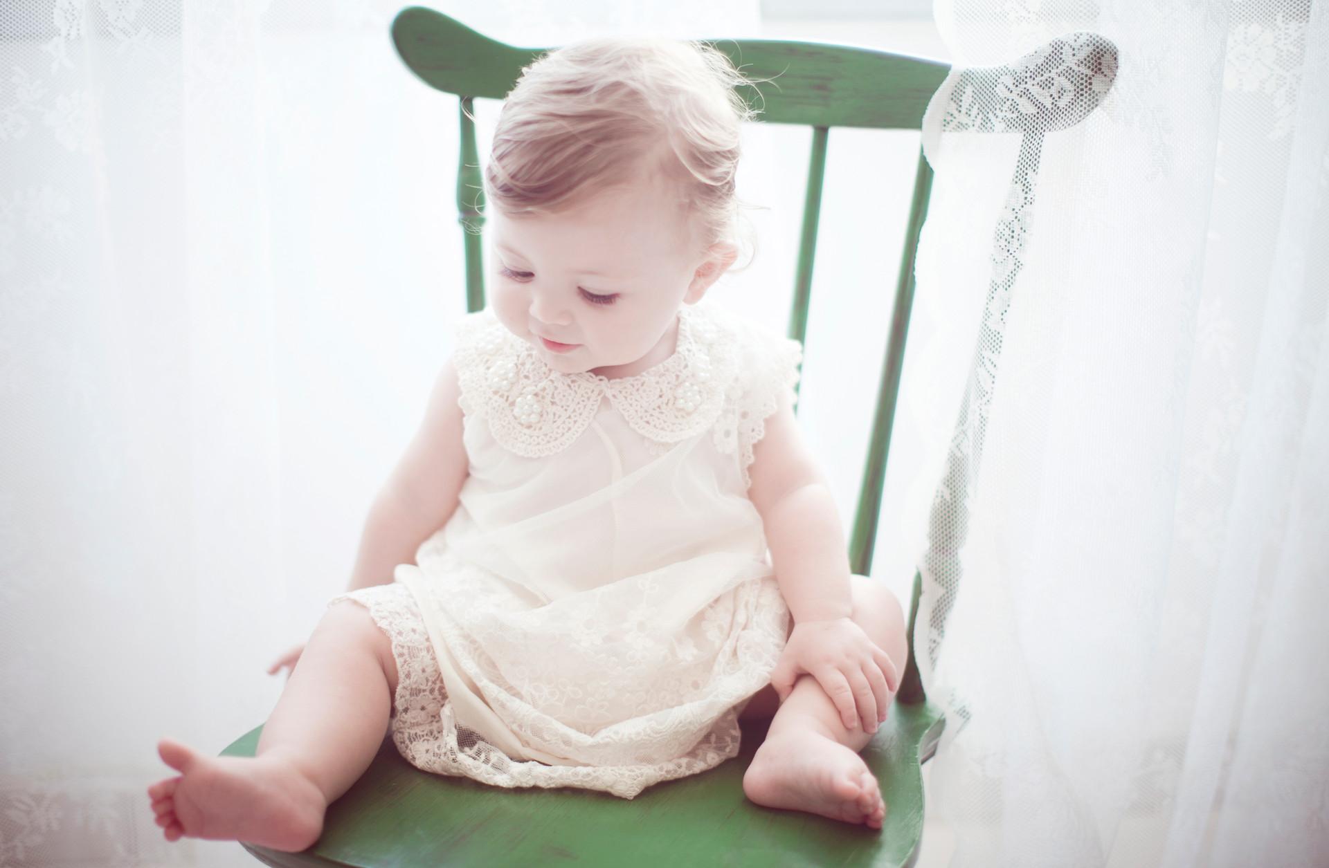Bambino in presidenza verde