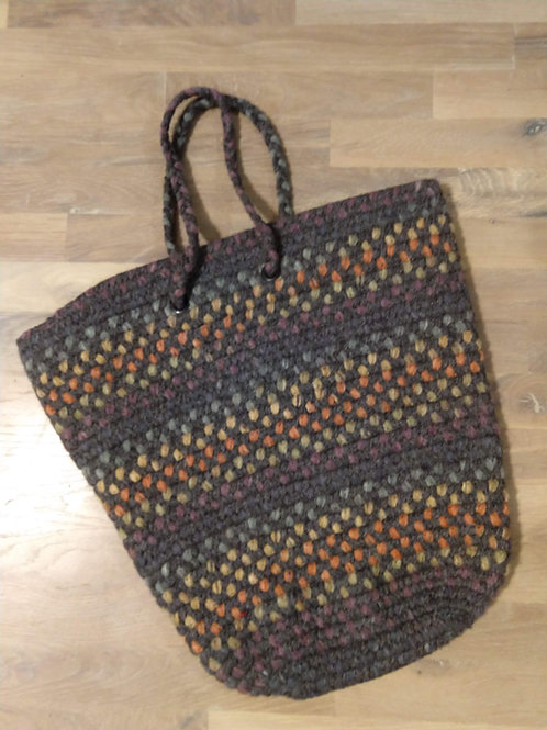 ALPACA MAYFLOWER KNITTERS TOTE