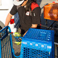 Inspect, Repair, and Deliver Shopping Carts