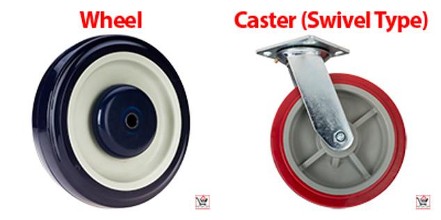 Wheel-Vs-Caster