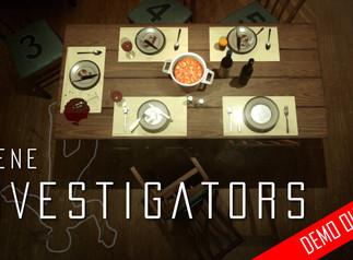 Scene Investigators Demo Now Available!