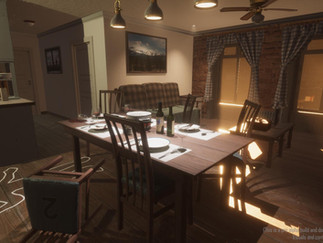 Dinner Party Gone Wrong. Answers to the Scene Investigators Live and PC Demo at PAX EAST 2020.