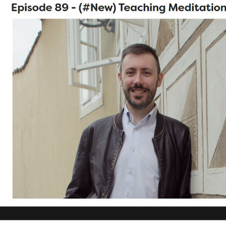 """Listen to my interview on the """"Osho Love"""" podcast"""