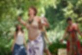 embodied women dancing