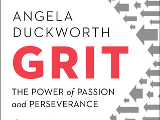 Grit. What is it? Can you develop it?