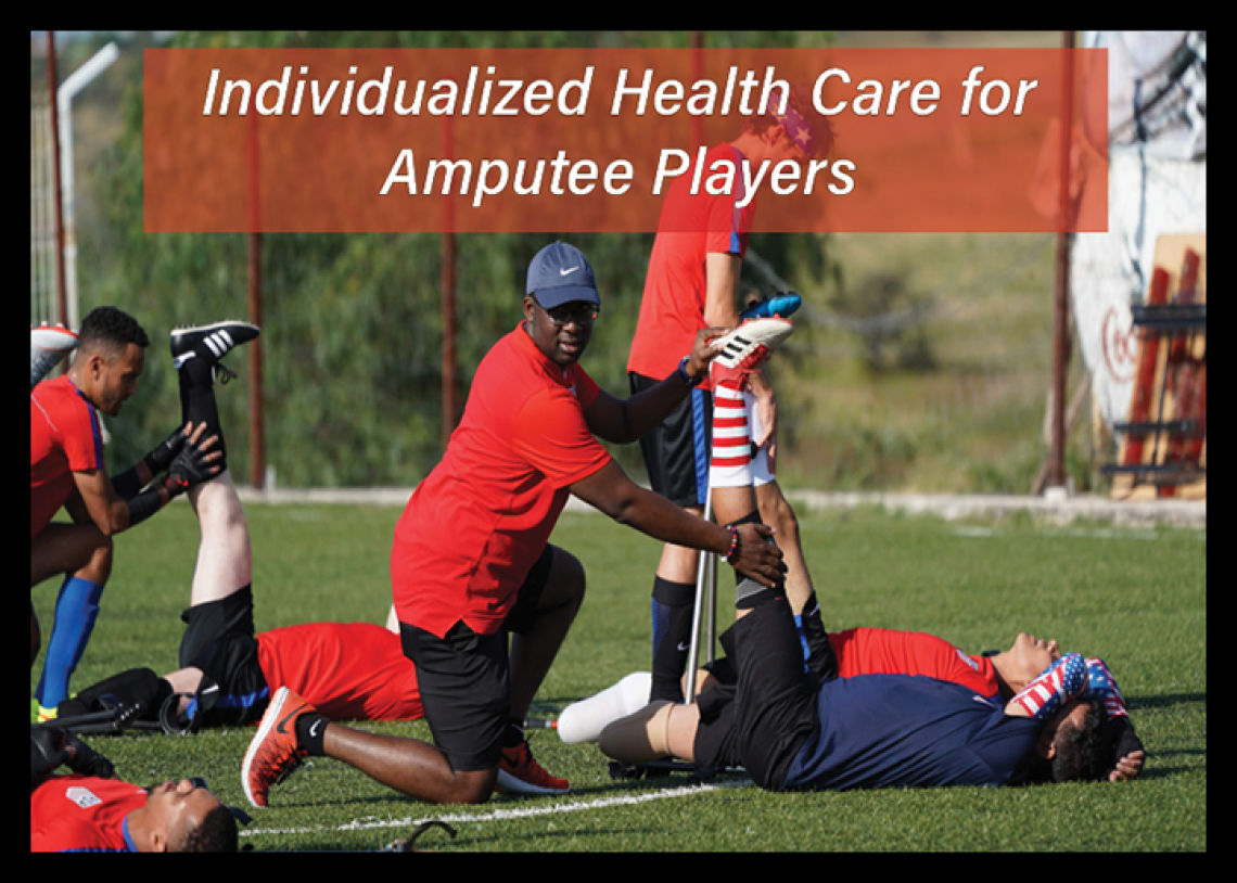 Interview with National Athletic Training Association