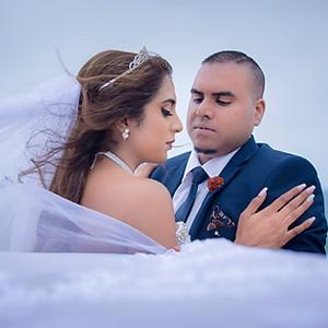 Titus + Nikki | Zimbali Country Club | Christian Wedding