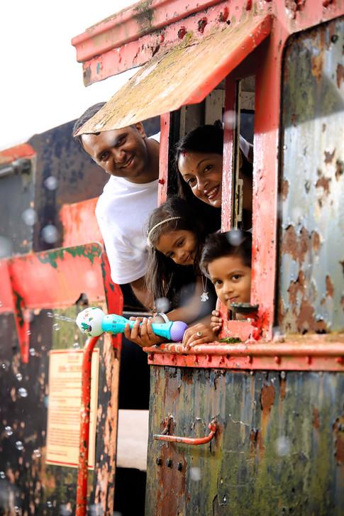 Morar's Family