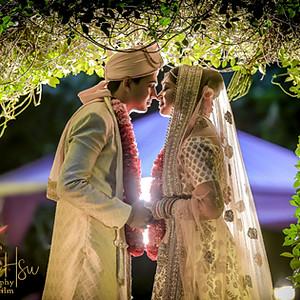 Kishan + Derusha | 20.04.2019 | Hindu Wedding