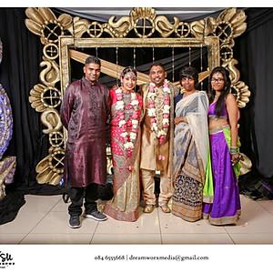 Sabin + Suminthra | Tamil Wedding | Sharks Board