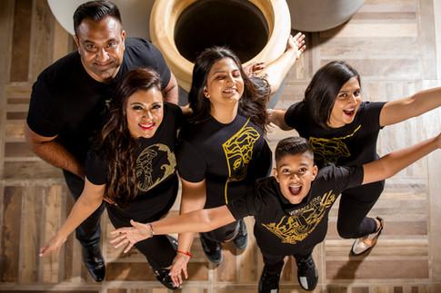 Rajbully's Family