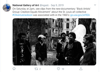 2019- The National Gallery of Art