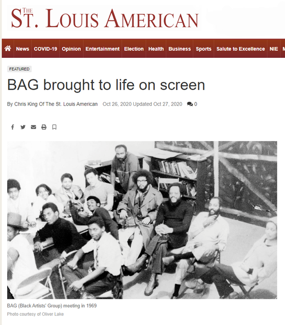 St. Louis American Review