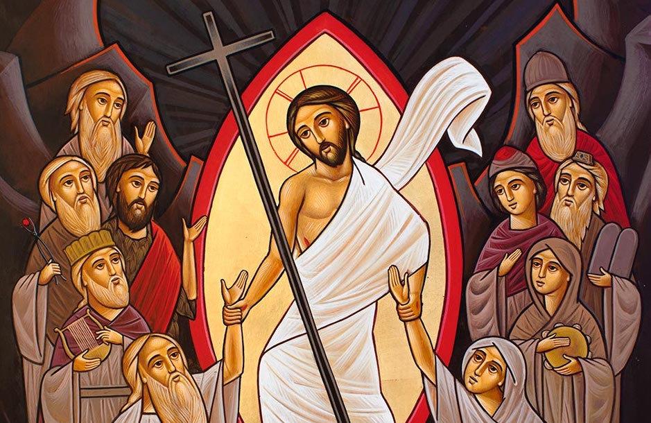 Résurrection Liturgy English - Upstairs