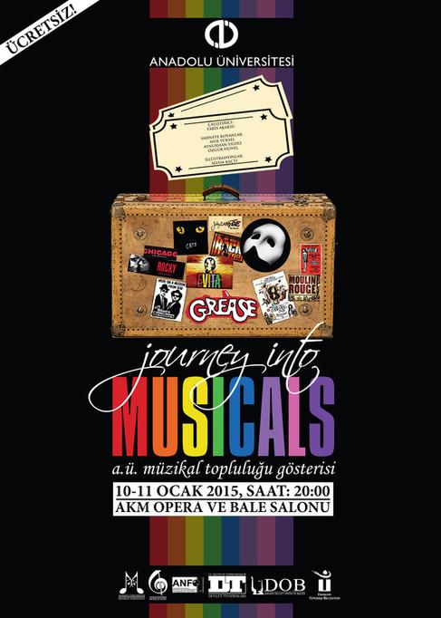 Journey into Musicals