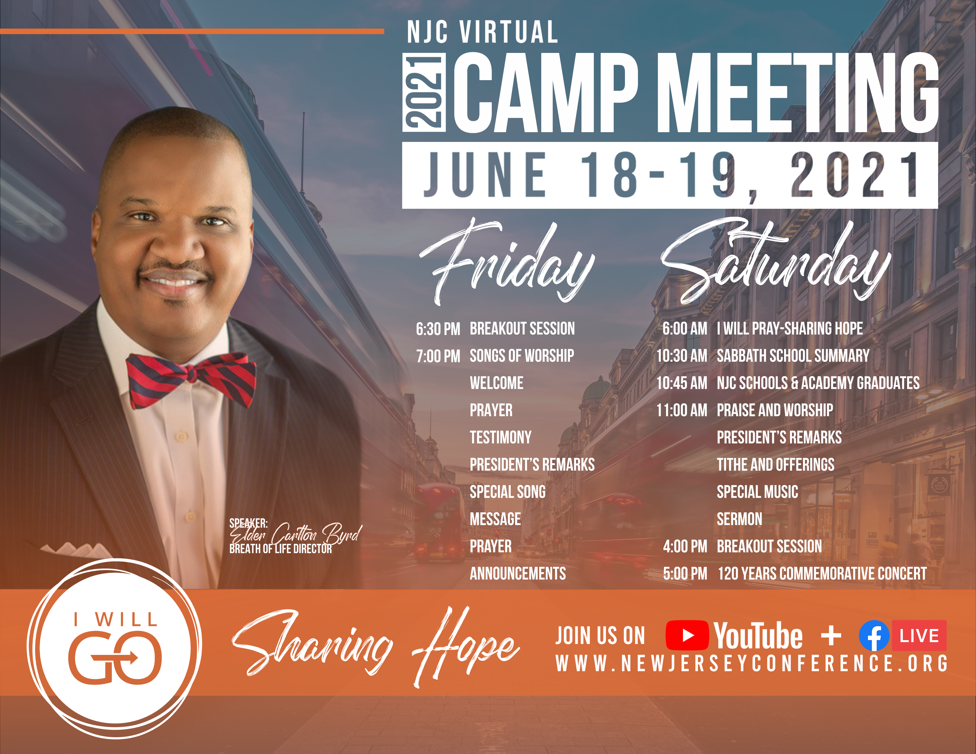 Camp Meeting 2021