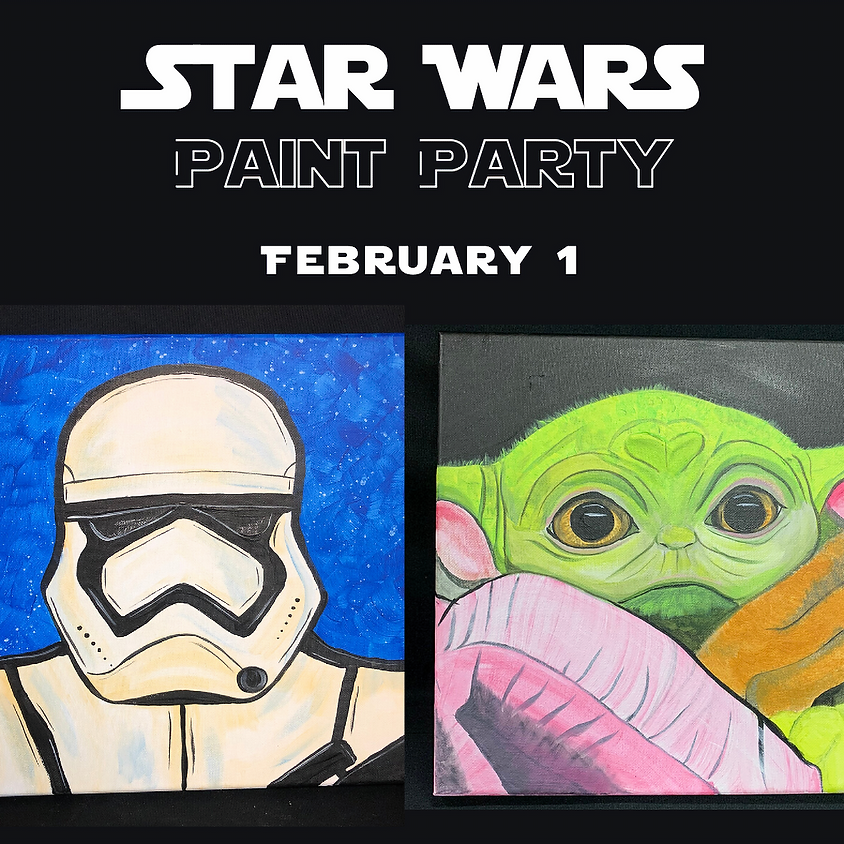 Paint With Us, You Must